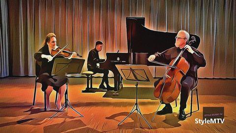 ARC Ensemble Performs Dmitri Klebanov's Piano Trio No. 2 (II Scherzo)