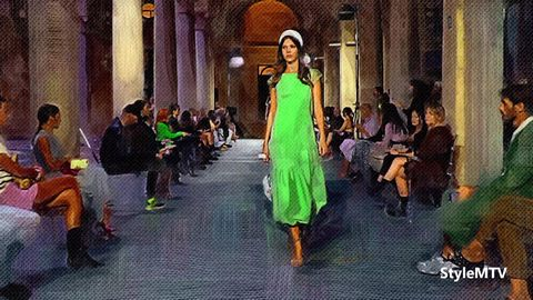 OBLIQUE CREATIONS SS 2022 Art Milan, Italy