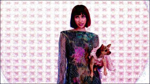 Women's Wear & Canine Couture Resort Week 202 Art
