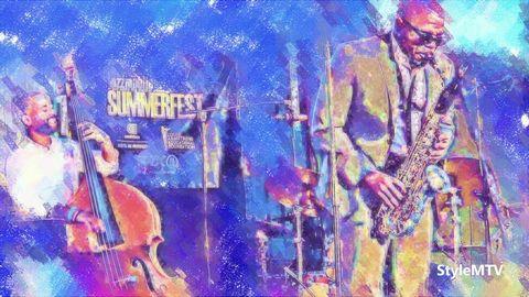 Charlie Parker 100th Birthday Festival 2021 The Antonio Hart Quartet