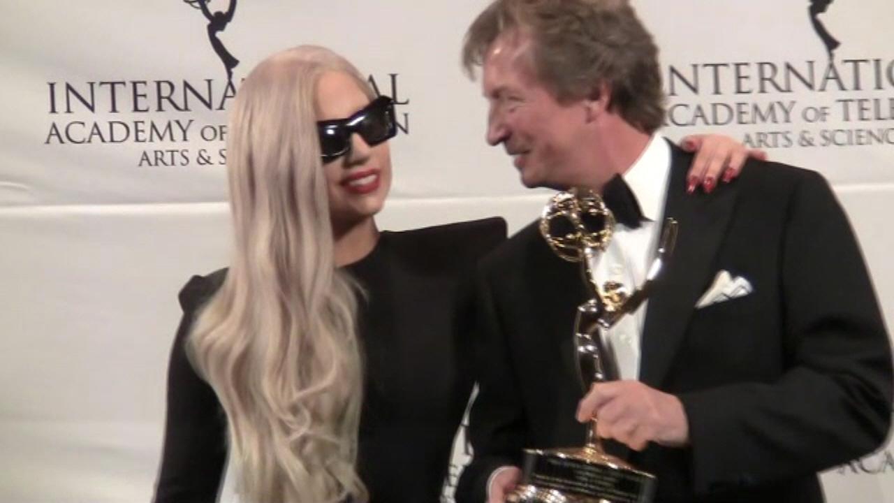 Lady Gaga - 39th International Emmy Awards