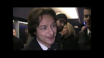James McAvoy and Christopher Plummer - Last Station New York Premiere