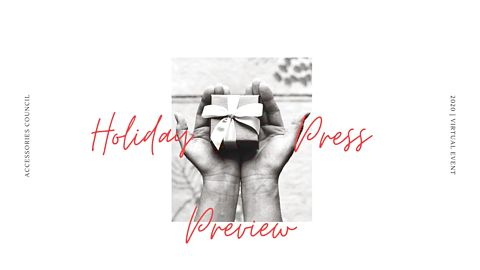 AC 2020 Holiday Press Preview