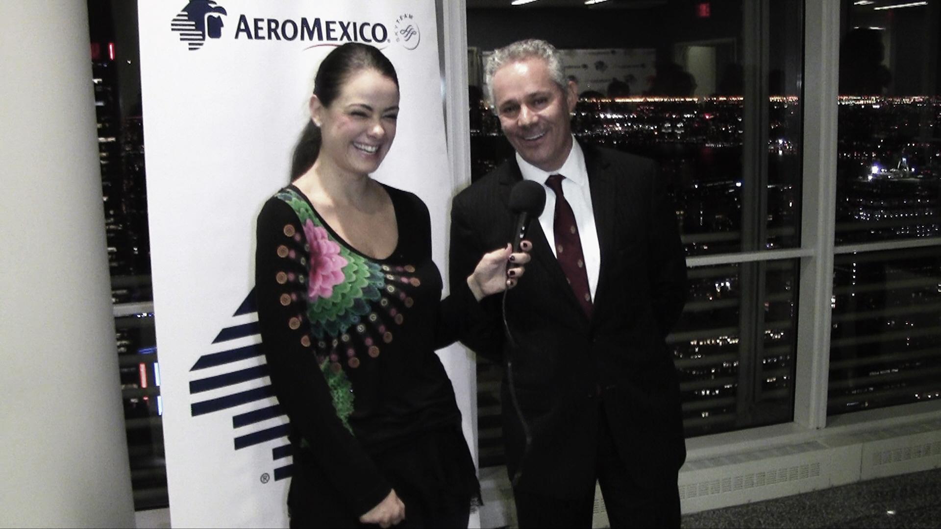 New Service 2014 - AeroMexico