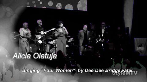 Alicia Olatuja Singing