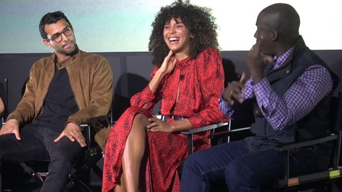 Essentia  Water panel discussion with Arlissa