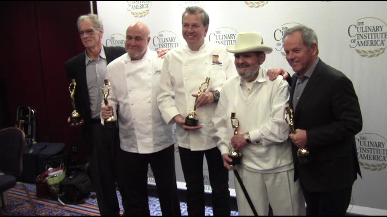 """Augie"" Awards - The Culinary Institute of America"