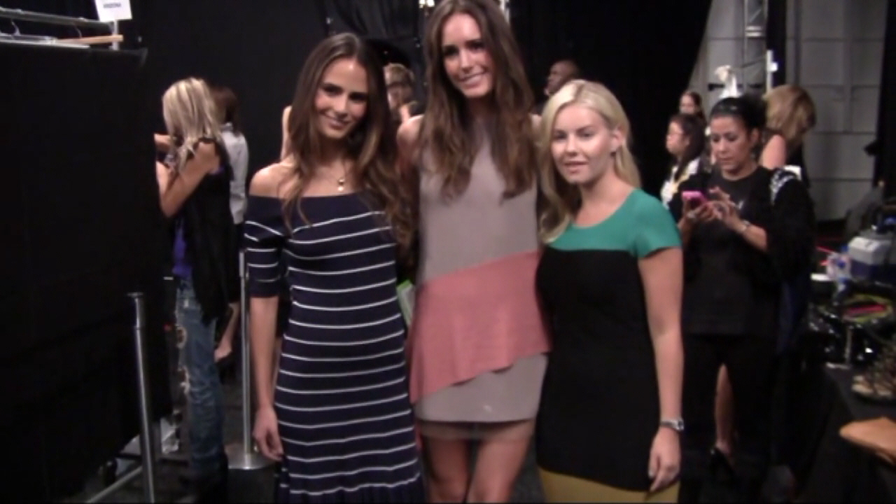 Spring/Summer 2012 Fashion Show - BCBG Max Azria
