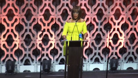 Gayle King's B & C Hall of Fame speech