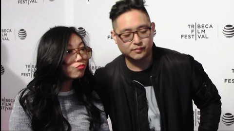 Bad Rap Premiere Crazy Rich Asians Star Awkwafina and Rekstizzy Freestyle