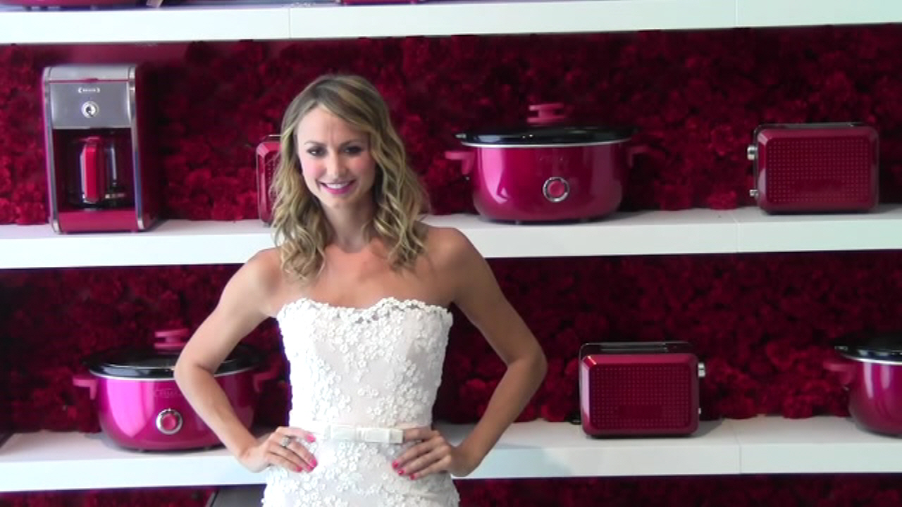 by Chef John DeLucie with STACY KEIBLER - BELLA Dots Pop-Up Kitchen