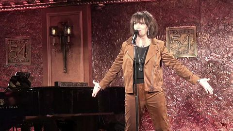 Tony Award Winner Beth Leavel at Feinstein's 54 Below Holiday 2019