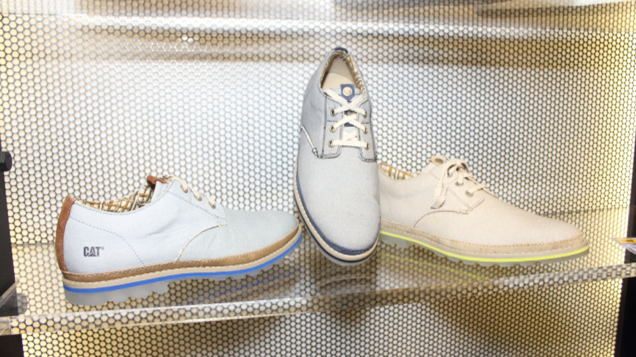 Autumn/Winter 2012 collection - Cat Footwear