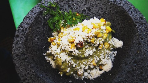 Cantina  Rooftop Part 3  2018 Guacamole Dish