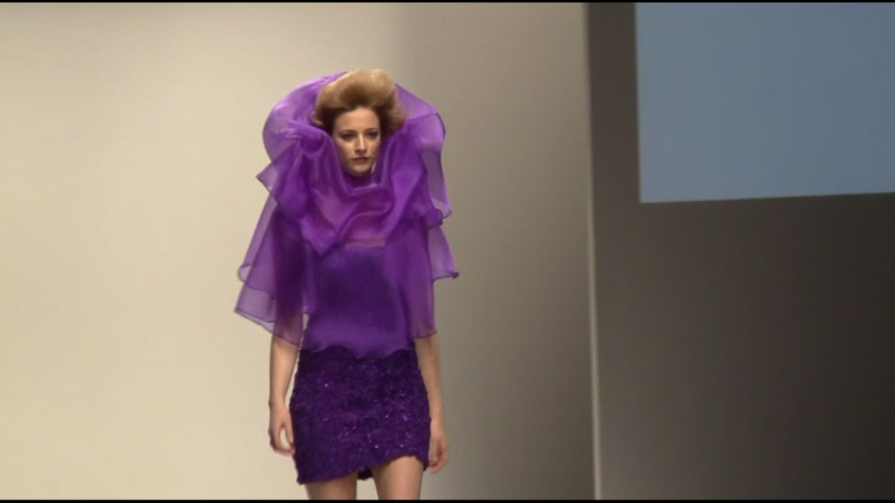 Fashion Show Fall 2012 - Code Purple