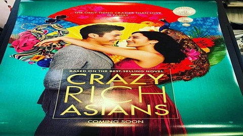 Crazy Rich Asians Trailer