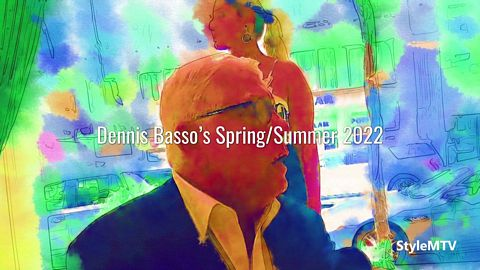 Dennis Basso SS 2022 Art