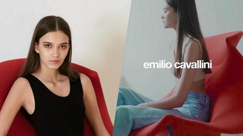 Emilio Cavallini SS18 Split Screen