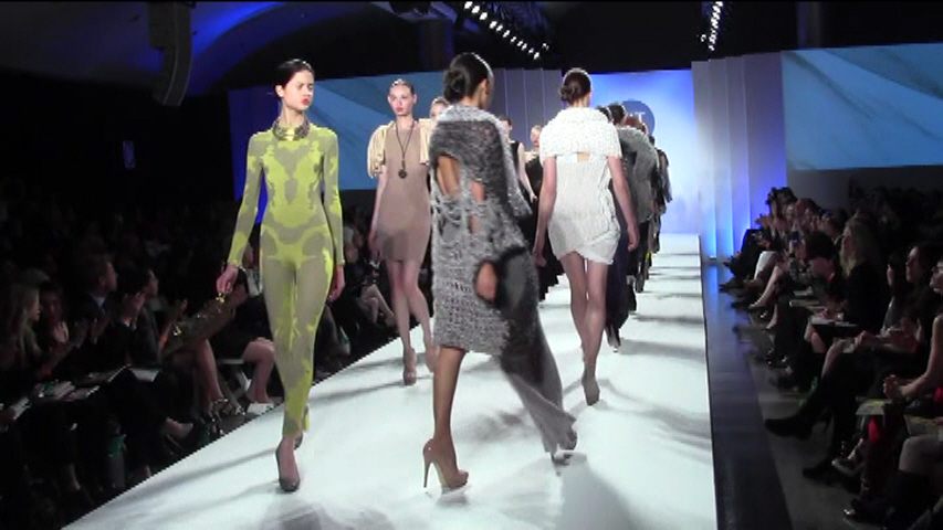 FIT's Future of Fashion 2012