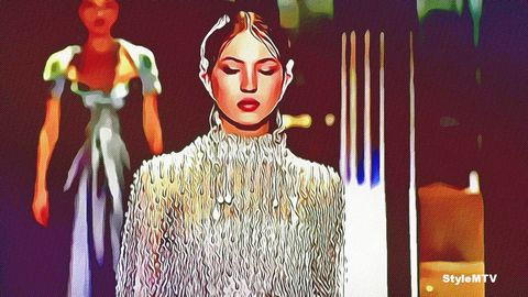 Fendi Haute Couture SS 2021 Art