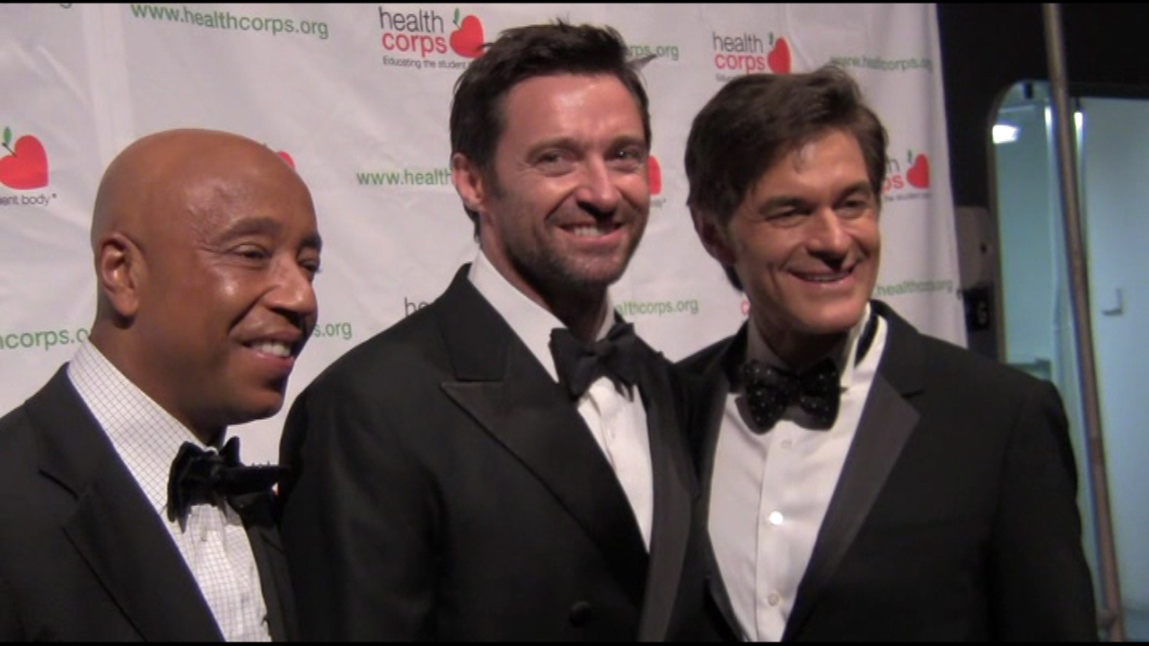 Dr. Mehmet Oz - The Fresh from the Garden Gala