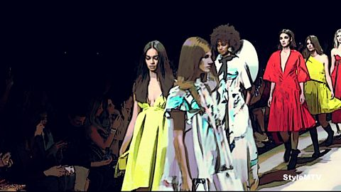 GENNY Women's SS 2020 Art Milan Fashion Week