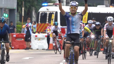 2018 Hong Kong Cyclothon 50KM Ride