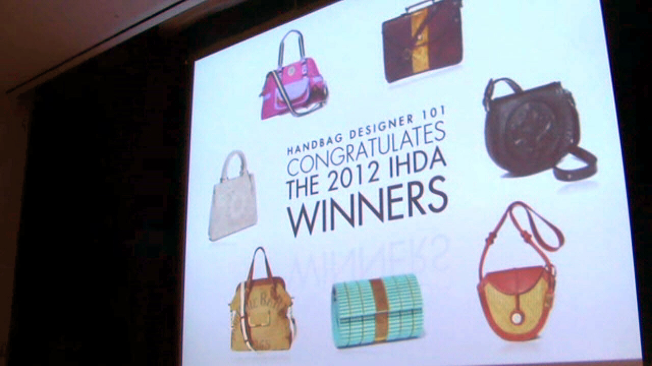 Independent Handbag Designer Awards - The 6th Annual