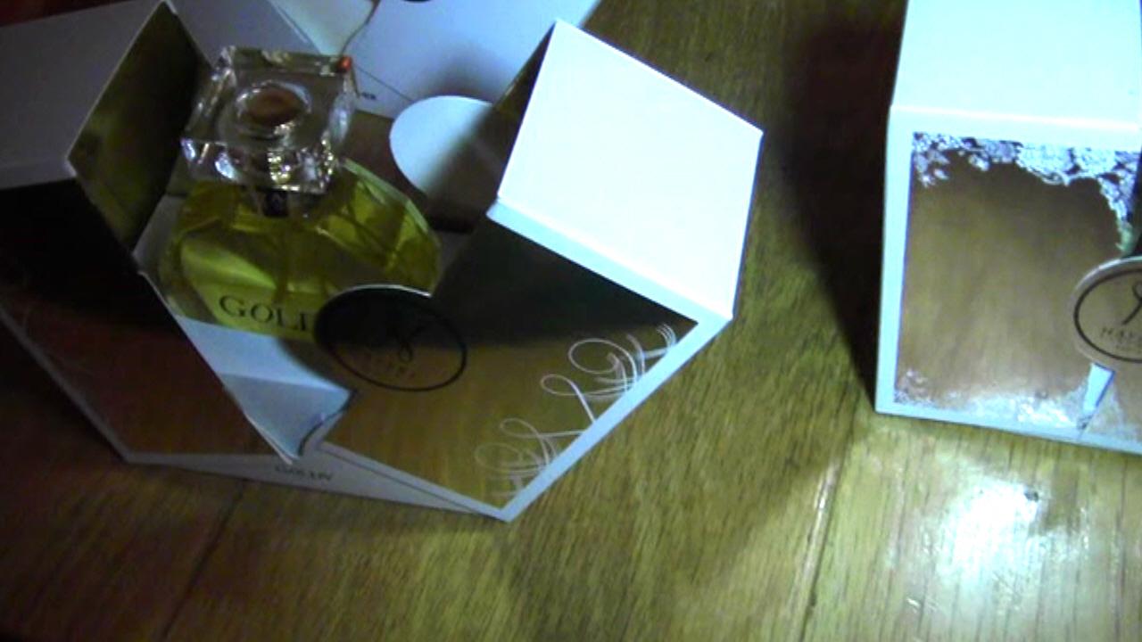 2013 Presentation - Hayari-Paris Perfume