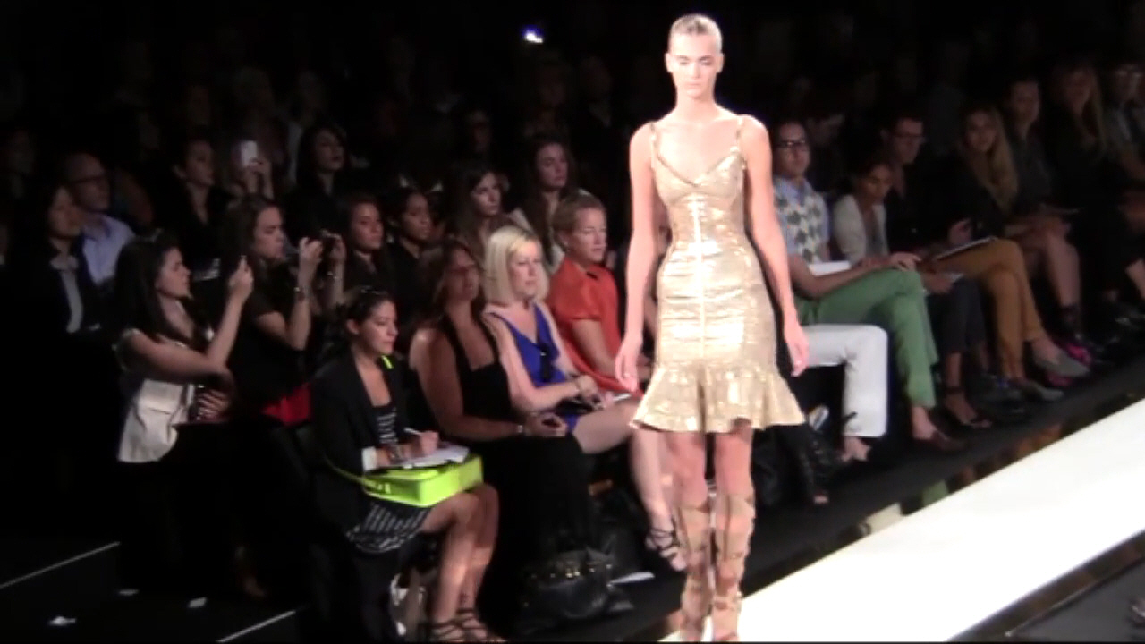 Spring Summer 2012 Collection - Herve Leger