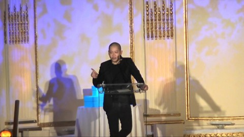 Jason Wu Speech  at the China Fashion Gala 2019