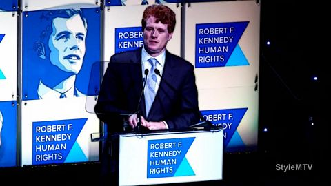 Joe Kennedy Ripple of Hope Awards 2019 Art