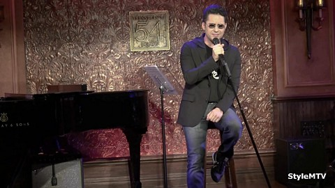 John Lloyd Young Feinstein's 54 Below