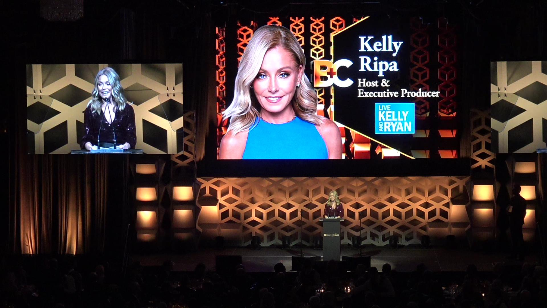 2019  Hall of Fame Honoree Kelly Ripa