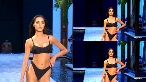 Lahana  Fashion Show Miami Swim Week 2019