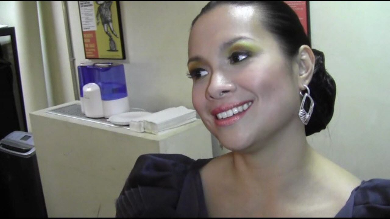 THE JOURNEY CONTINUES... - LEA SALONGA:
