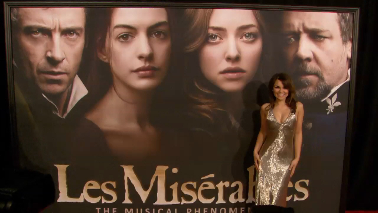 Red Carpet Premiere - Les Misérables