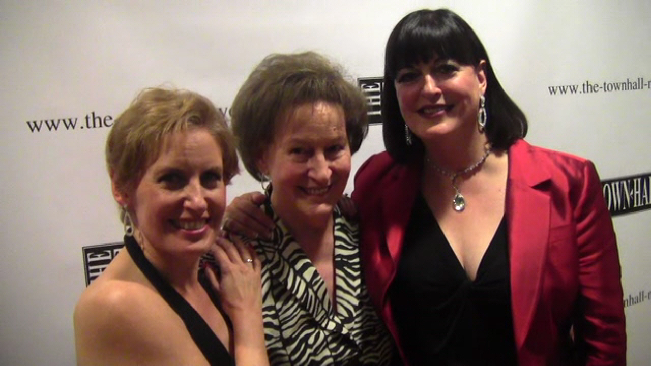 Reception At Town Hall - Liz Callaway and Friends