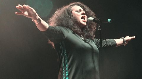 "MARSHA AMBROSIUS  ""STRONGER THAN PRIDE"" Live!"
