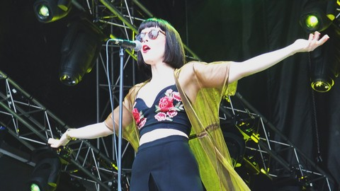 Elise LeGrow  Montreal Jazz Festival