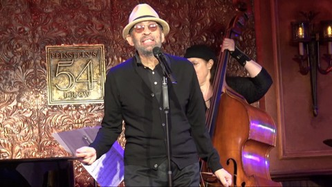"MAURICE HINES ""TAPPIN' THRU LIFE"" at  FEINSTEIN'S 54 BELOW"