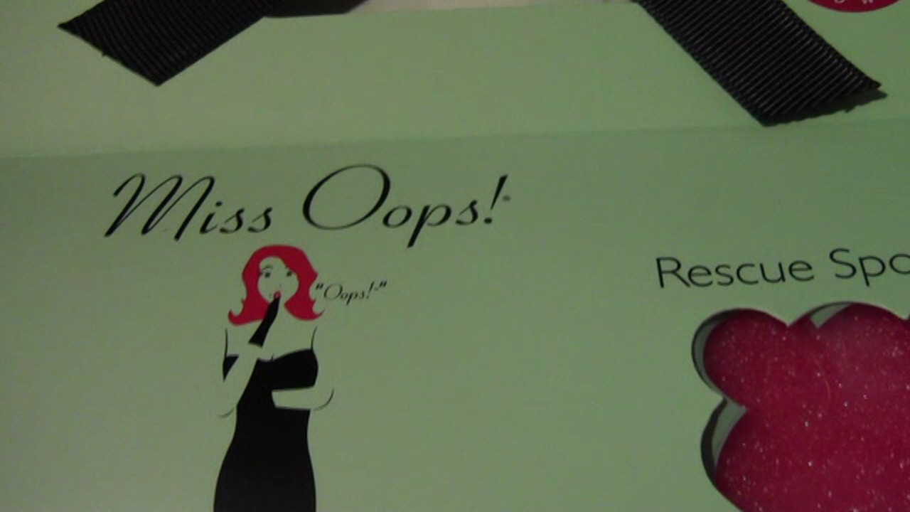 Holiday 2012 - Miss Oops