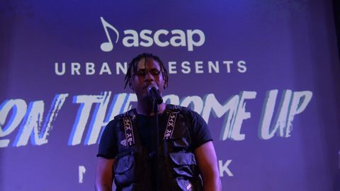 "NBDY ""Admissions""  ASCAP's 2019 Showcase in NYC"