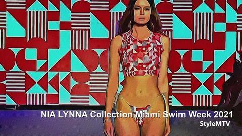 NIA LYNN by Nicole Williams at PARAISO MIAMI 2021 Art