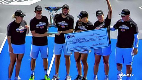 NEW YORK EMPIRE ARE 2020 WORLD TEAMTENNIS CHAMPIONS