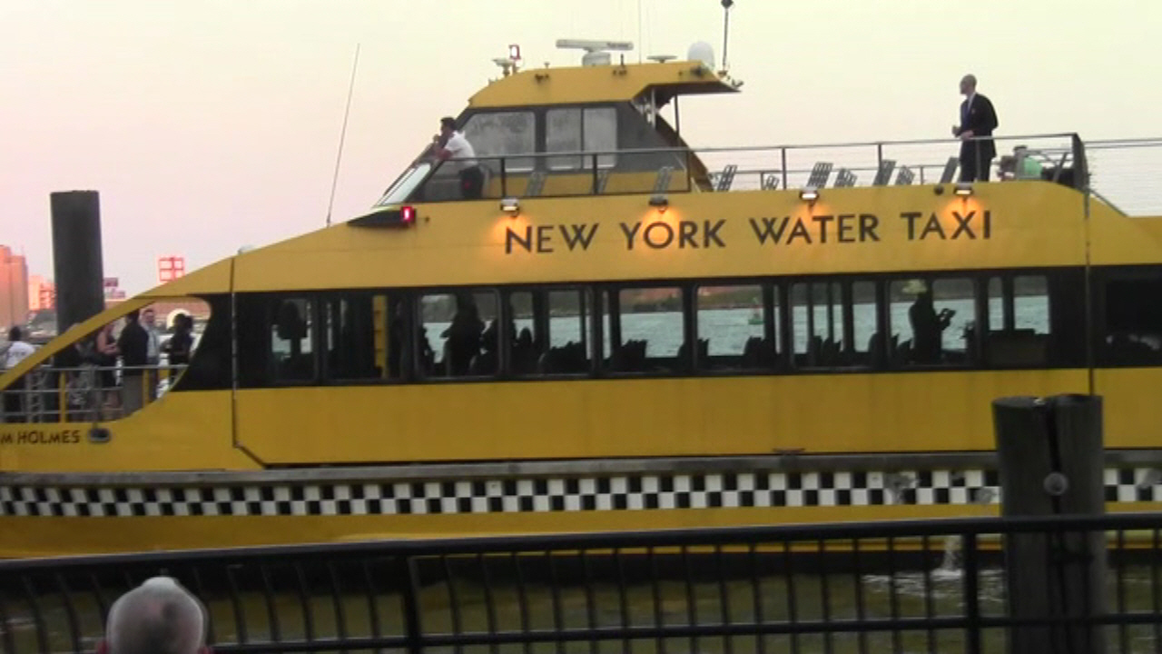Progressive Dinner - New York Water Taxi