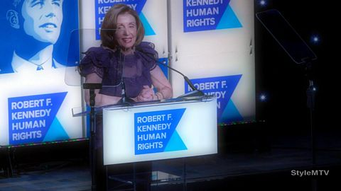 Nancy Pelosi, Ripple of Hope Awards 2019 ART