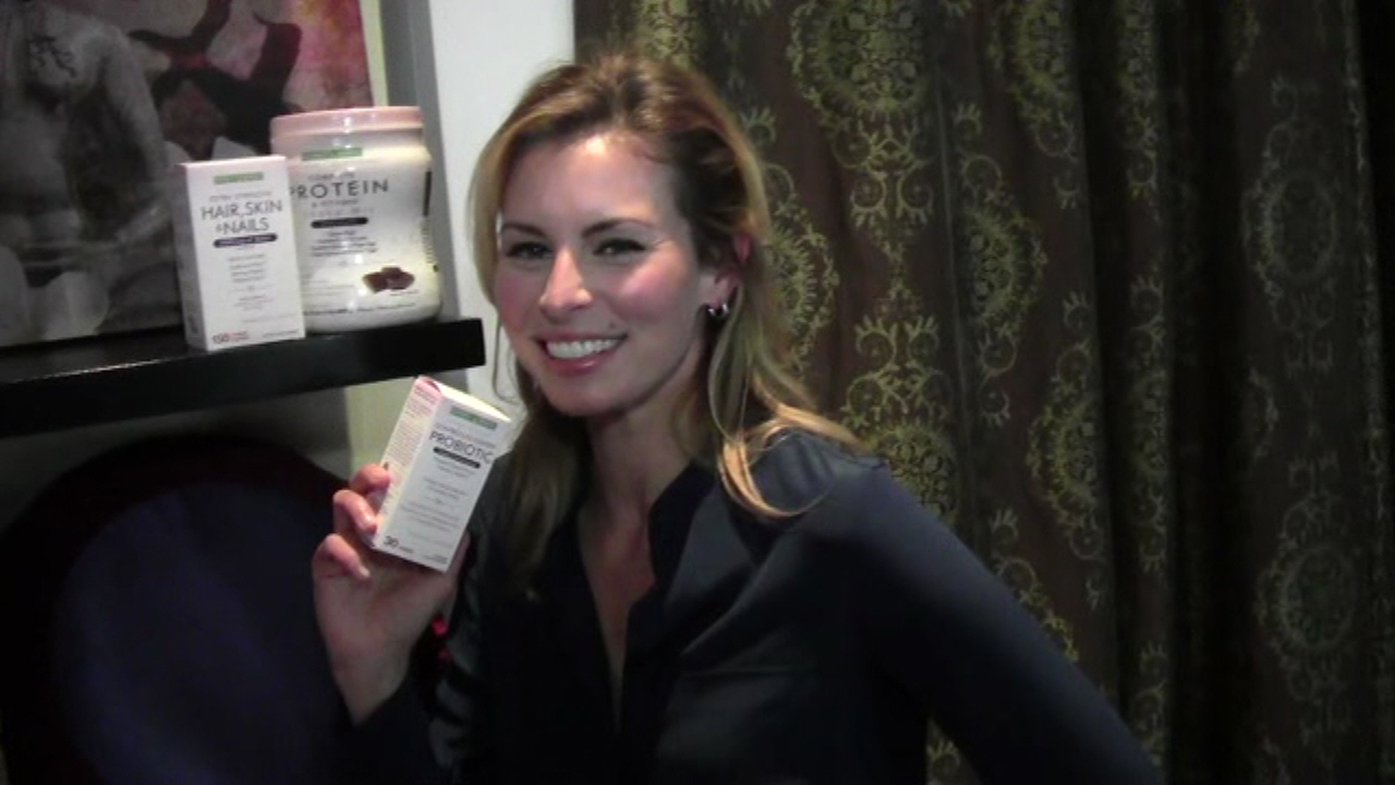 Nature's Bounty Optimal Solutions - Super Model Niki Taylor
