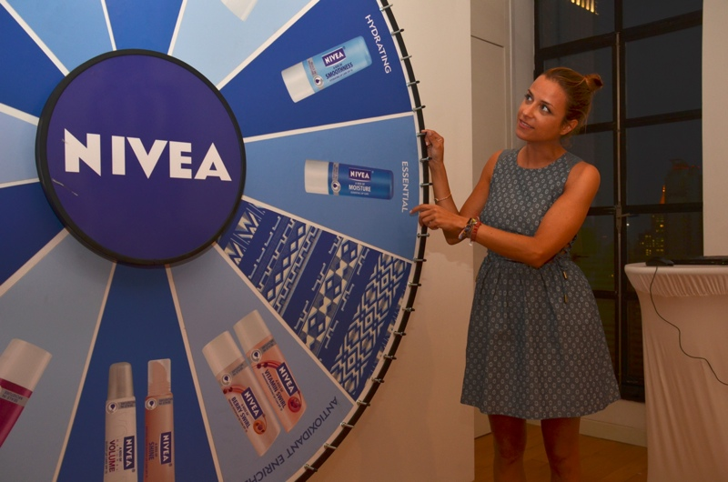 Exclusive Preview - Nivea Lip Care & Charlotte Ronson