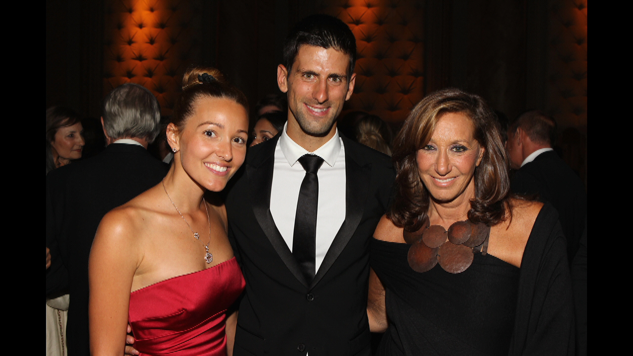 Fundraising Dinner - Novak Djokovic